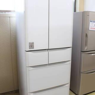 *R324)日立 HITACHI 6ドア冷凍冷蔵庫 R-GS48...