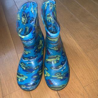 新品‼️未使用‼️20㎝長靴‼️