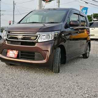 ホンダ N-WGN ワゴン H27 車検付 保証付 ターボ
