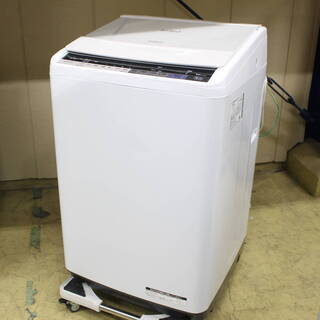 *R331)日立 HITACHI ビートウォッシュ 全自動洗濯機...