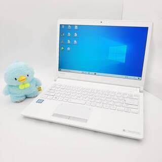 東芝  第6世代 Corei3 メモリ4GB SSD256GB ...