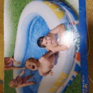 子供用のプール