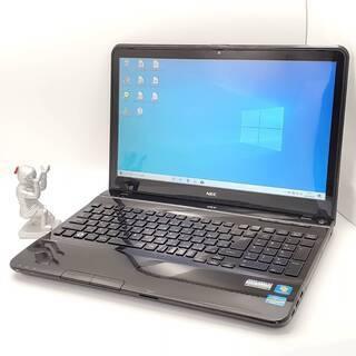 NEC  Corei5 メモリ8GB  SSD256GB ノート...