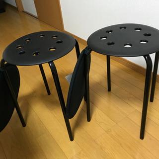 IKEAチェア 美品