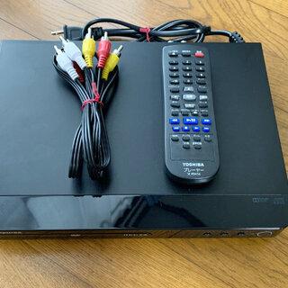 東芝 DVDプレーヤー SD-410J