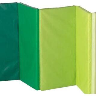 Green gym or children mat - Ikea