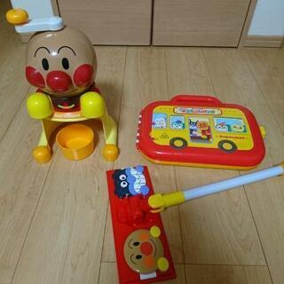 アンパンマン ★  おもちゃ  かき氷機