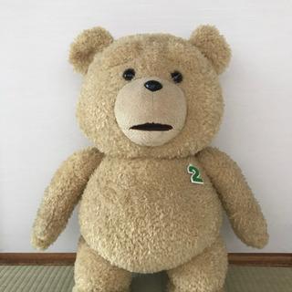 テッド TED おしゃべり機能付き 等身大ぬいぐるみ