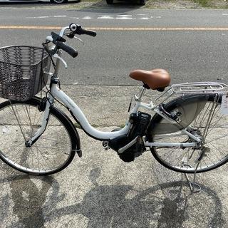 大阪府以内無料発送 YAMAHA 8.7AH電動アシスト自転車 W19