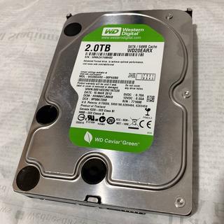 WD HDD 2TB