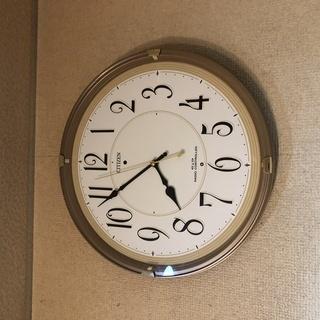 【無料差し上げます】壁掛け時計