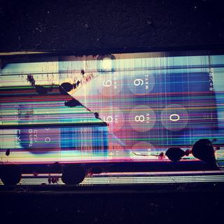 iPhone画面修理!