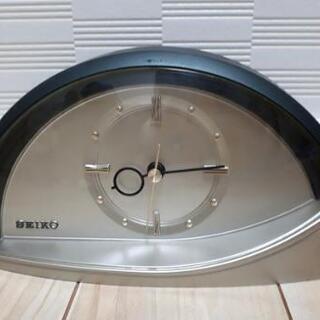 【激安】セイコー★置き時計★スマートでシンプル