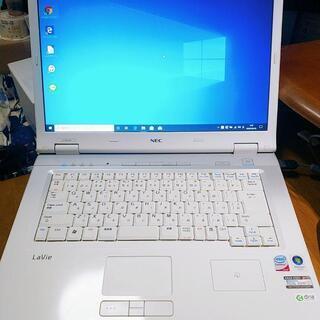 NEC Windows10 すぐ使えます ノートパソコン 整備済...