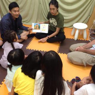 幼児対象英語スクール