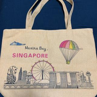 ❁⃘新品❁ シンガポール トートバッグ エコバッグ