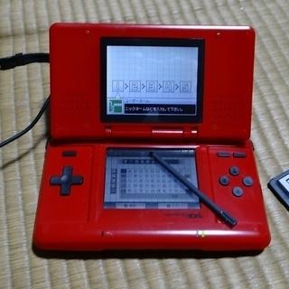 任天堂 : Nintendo DS(初代)