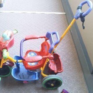 幼児用の自転車