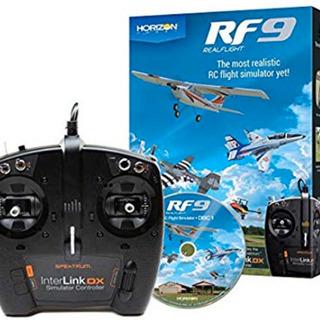 RF9 リアルフライト9 RCフライトシミュレーター 新品未使用