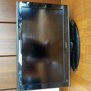 東芝 REGZA 32型 ブルーレイディスク搭載