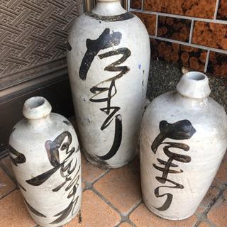 【レトロ雑貨】醤油の通い壺