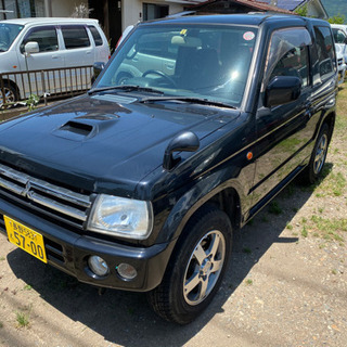 Pajero Mini AT ¥200,000 (車検あり)