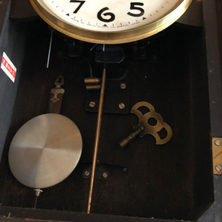 アンティークな時計