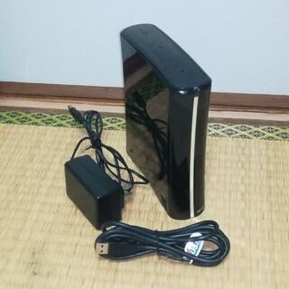 ★BUFFALO 外付HDD HD-HX2.0TU3 2TB
