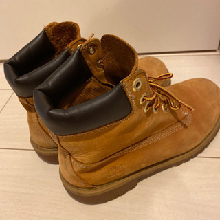 激安!!!!ティンバーランドの靴