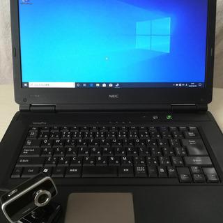 ノートパソコン NEC VersaPro VK24LL-E CP...