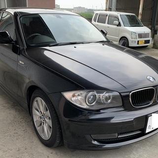H22年 BMW 116i 4万㌔台 車検R3年7月