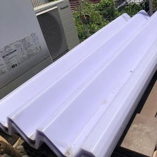 ポリカ折板 屋根材
