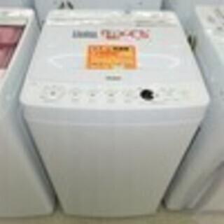 アウトレット 全自動洗濯機 4.5㎏ ハイアールJW-E45CE