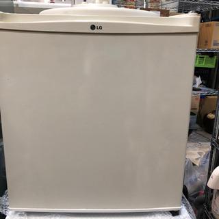 LG冷蔵庫46L キューブ型◆ミニ冷凍庫有り