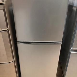 【美品】AQUAアクアノンフロン冷凍冷蔵庫137L