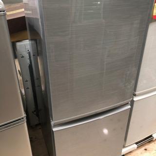 【美品】シャープ2ドアノンフロン冷凍冷蔵庫137L