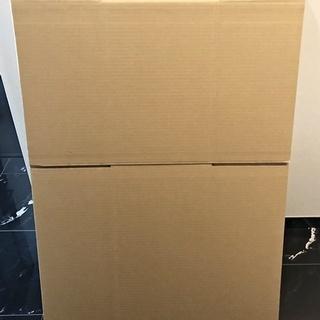 未使用の段ボール箱 140サイズ 8枚 お譲りします【枚数相談可】