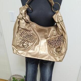 未使用 ゴールド バッグ − 愛知県
