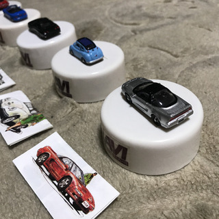DyDo NAVI miniture car コレクション
