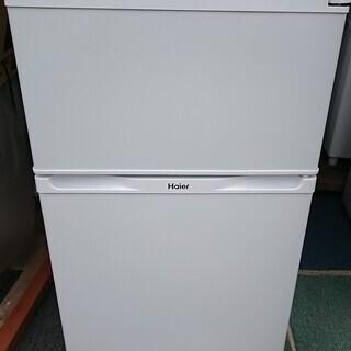 【中古】ハイアール 冷蔵庫 JR-N91J ㉖
