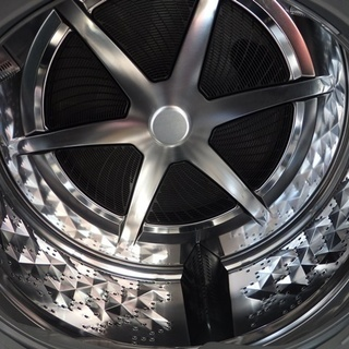 【配送設置無料エリア拡大】パナソニック ドラム式洗濯機(3.0kg乾燥付き)7.0KG Cuble NA-VG700L 2016年製 - 家電