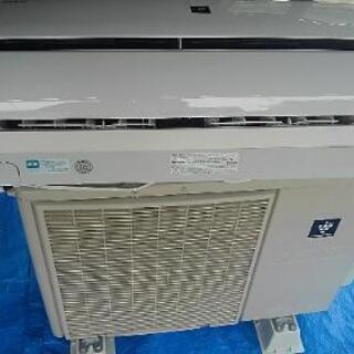 シャ-プエアコン 7~10畳用 AY-D25SD-w