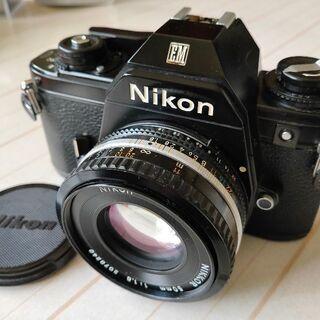 一眼レフ Nikon EM