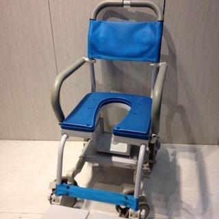 ■1963■uchie UA021757 車椅子 入浴用 シャワ...