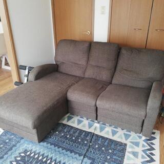 ニトリ 電動リクライニングソファ