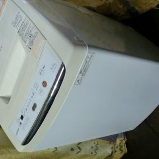 東芝/Toshiba 4.2K 洗濯機 AW-42ML(W) 2...