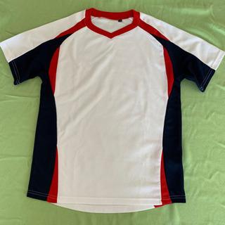 VネックTシャツ(ドライメッシュ)