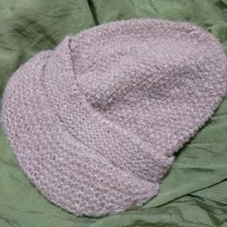 🍎試着のみ婦人用帽子 キャスケット🍎