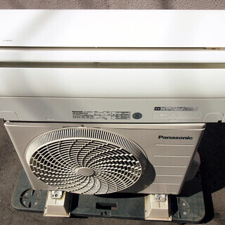 【28】パナソニック エアコン おもに10畳用 CS-286CFR