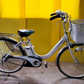 611番 Panasonic✨電動自転車✨ アルフィット ビビ‼️